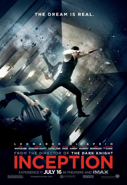 Poster - Inception